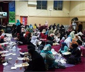 Ramadan Services